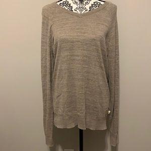 American Eagle Woman's Long Sleeve Sweater Sz M